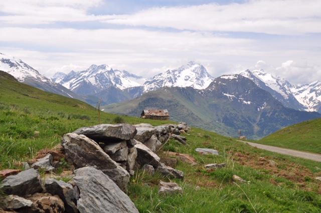 Le Col de Cluy